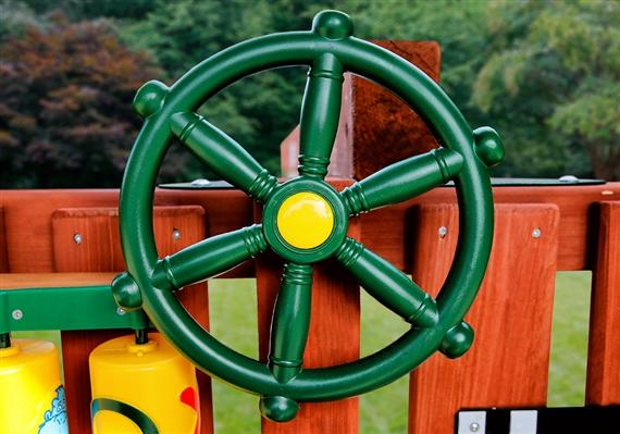 Playnation Toy Ship's Wheel